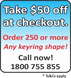 keyring offer